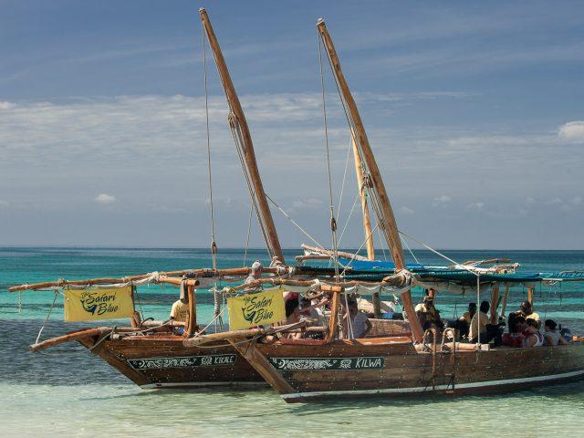 Äventyrsemester på Zanzibar